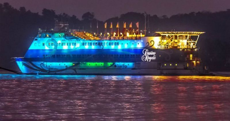 Goa floating casinos