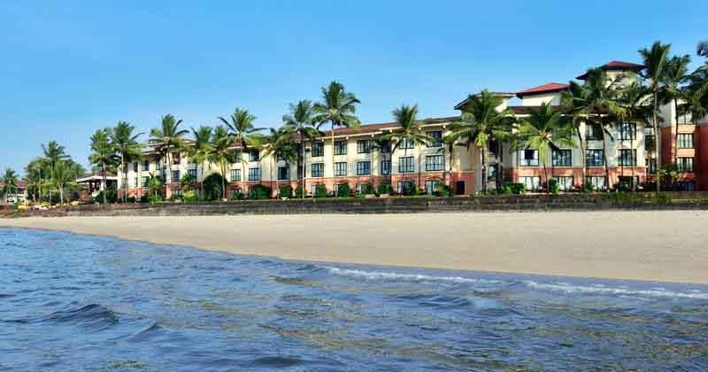 Goa Panaji Coastline