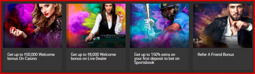 Bodog Bonus Options
