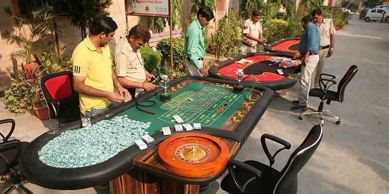 indian online gambling debate