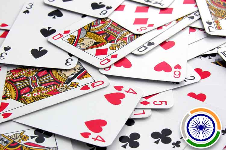 india poker cards